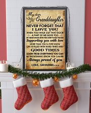 MY DEAR GRANDDAUGHTER 16x24 Poster lifestyle-holiday-poster-4