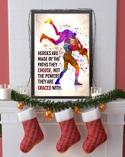 Wrestling - Heroes are made Poster SKY 11x17 Poster lifestyle-holiday-poster-4