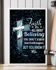 SKATING - FAITH IT'S ALL ABOUT BELIEVING 11x17 Poster lifestyle-poster-4