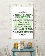 7 STEPS TO IMPROVE POSTER 11x17 Poster lifestyle-holiday-poster-3