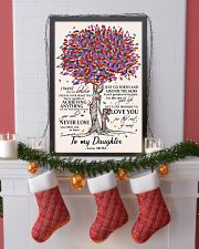 10- TO MY DAUGHTER poster 11x17 Poster lifestyle-holiday-poster-4