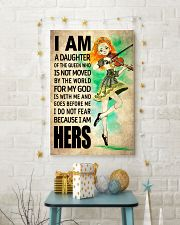 IRISH DAUGHTER - FOR MY GOD 16x24 Poster lifestyle-holiday-poster-3