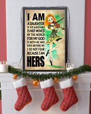 IRISH DAUGHTER - FOR MY GOD 16x24 Poster lifestyle-holiday-poster-4
