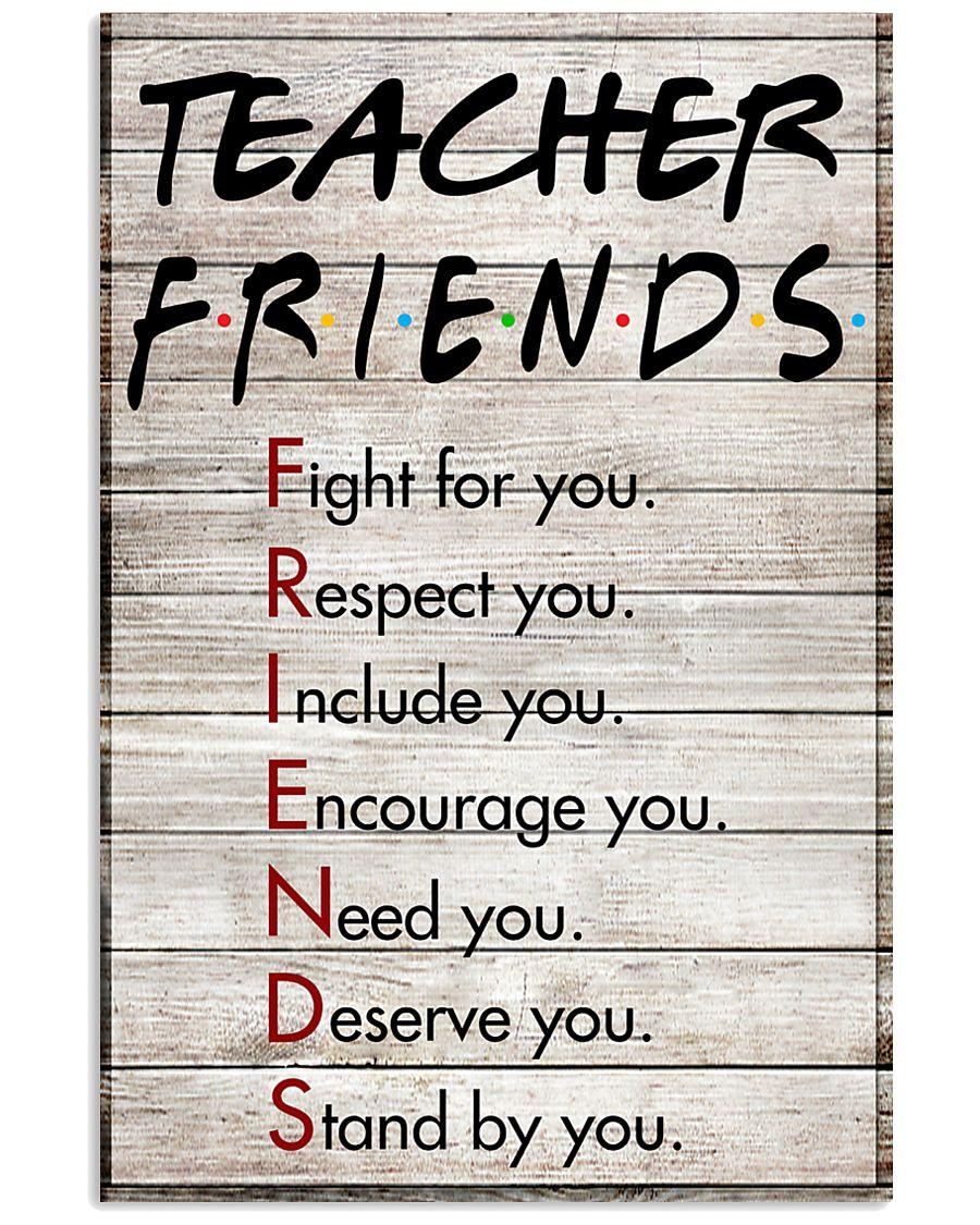 Teacher Friends - Poster 11x17 Poster