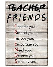 Teacher Friends - Poster 11x17 Poster front