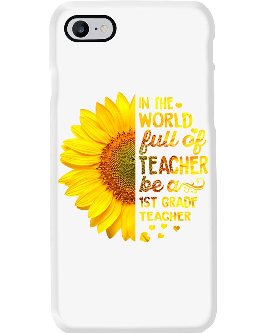 1st Gradel Teacher IN THE WORLD FULL OF PHONECASE Phone Case
