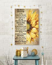 NURSE'S PRAYER POSTER 11x17 Poster lifestyle-holiday-poster-3