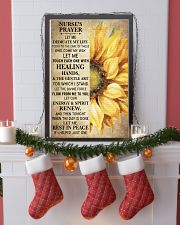 NURSE'S PRAYER POSTER 11x17 Poster lifestyle-holiday-poster-4