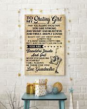 2 - TO MY  Skating Girl 11x17 Poster lifestyle-holiday-poster-3