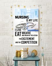 NURSING IS MY LIFE POSTER 11x17 Poster lifestyle-holiday-poster-3