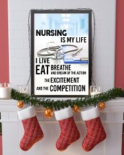 NURSING IS MY LIFE POSTER 11x17 Poster lifestyle-holiday-poster-4