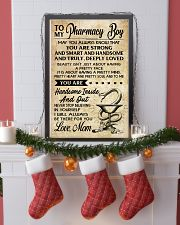 TO MY Pharrmacy Boy  - Mom 16x24 Poster lifestyle-holiday-poster-4