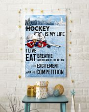 HOCKEY IS MY LIFE POSTER 11x17 Poster lifestyle-holiday-poster-3