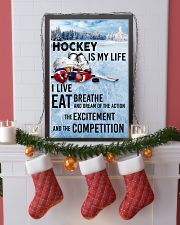 HOCKEY IS MY LIFE POSTER 11x17 Poster lifestyle-holiday-poster-4