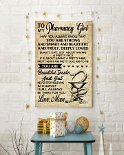 TO MY Pharrmacy Girl 11x17 Poster lifestyle-holiday-poster-3