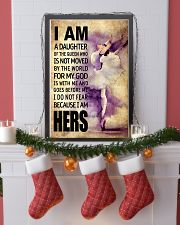 DANCE DAUGHTER - FOR MY GOD 16x24 Poster lifestyle-holiday-poster-4