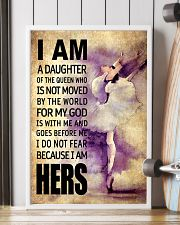 DANCE DAUGHTER - FOR MY GOD 16x24 Poster lifestyle-poster-4