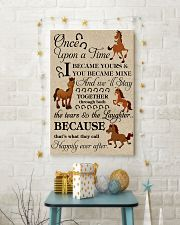 horse - ONE UPON A TIME POSTER 16x24 Poster lifestyle-holiday-poster-3
