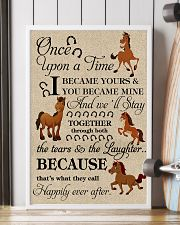 horse - ONE UPON A TIME POSTER 16x24 Poster lifestyle-poster-4