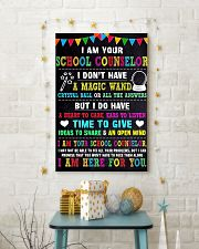 I AM YOUR SCHOOL COUNSELOR POSTER 16x24 Poster lifestyle-holiday-poster-3