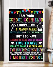 I AM YOUR SCHOOL COUNSELOR POSTER 16x24 Poster lifestyle-poster-4