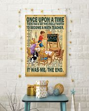 Teacher - Once Upon A Time There Was A Boy poster 11x17 Poster lifestyle-holiday-poster-3