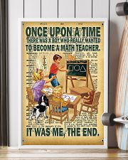 Teacher - Once Upon A Time There Was A Boy poster 11x17 Poster lifestyle-poster-4