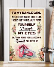 TO MY DANCE GIRL - YOU ARE TO ME 11x17 Poster lifestyle-poster-4