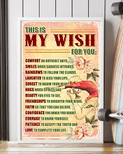 GYMNASTICS - THIS IS MY WISH FOR YOU 11x17 Poster lifestyle-poster-4
