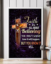 HORSE - FAITH IT'S ALL ABOUT BELIEVING 11x17 Poster lifestyle-poster-4