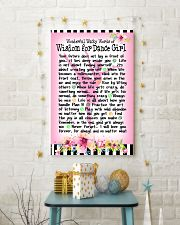 DANCE GIRL - WONDERFUL WACKY WORDS 11x17 Poster lifestyle-holiday-poster-3