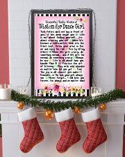 DANCE GIRL - WONDERFUL WACKY WORDS 11x17 Poster lifestyle-holiday-poster-4