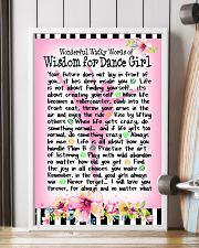 DANCE GIRL - WONDERFUL WACKY WORDS 11x17 Poster lifestyle-poster-4