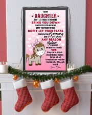 HORSE  - DON'T LET TODAY'S TROUBLES POSTER 11x17 Poster lifestyle-holiday-poster-4