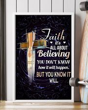 DANCE - FAITH IT'S ALL ABOUT BELIEVING 11x17 Poster lifestyle-poster-4