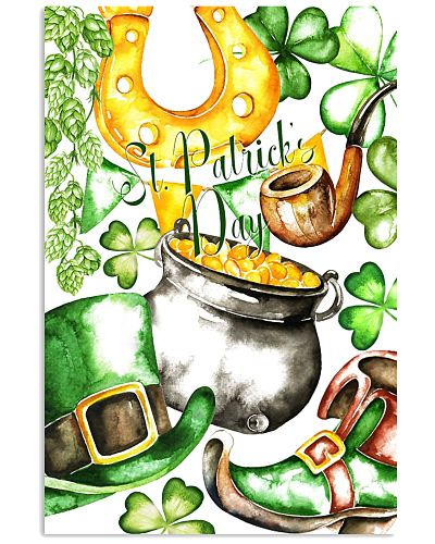 St Patrick's Day - Poster