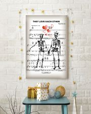THEY LOVE EACH OTHER POSTER 11x17 Poster lifestyle-holiday-poster-3