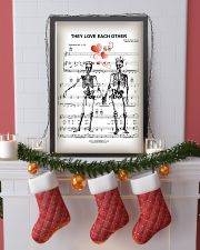 THEY LOVE EACH OTHER POSTER 11x17 Poster lifestyle-holiday-poster-4