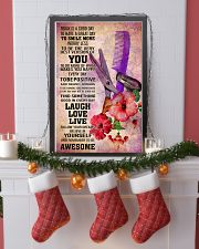 HAIR STYLIST- TODAY IS A GOOD DAY POSTER 16x24 Poster lifestyle-holiday-poster-4