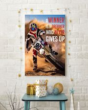 Motocross - A Winner Is A Dreamer Poster - SR 11x17 Poster lifestyle-holiday-poster-3