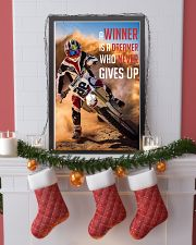 Motocross - A Winner Is A Dreamer Poster - SR 11x17 Poster lifestyle-holiday-poster-4