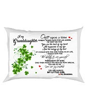 TO MY GRANDDAUGHTER- ONE UPON A TIME POSTER Rectangular Pillowcase thumbnail