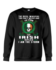 the storm Crewneck Sweatshirt thumbnail