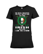 the storm Premium Fit Ladies Tee thumbnail