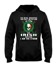 the storm Hooded Sweatshirt tile