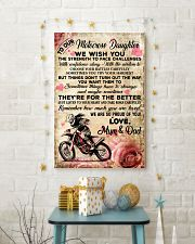 9 For The Better - Motocross - Mum Dad 16x24 Poster lifestyle-holiday-poster-3