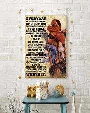 golf EVERYDAY IS A NEW 11x17 Poster lifestyle-holiday-poster-3