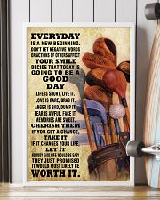 golf EVERYDAY IS A NEW 11x17 Poster lifestyle-poster-4