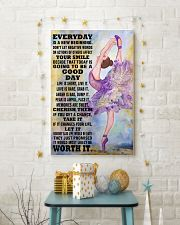 DANCE EVERYDAY IS A NEW 11x17 Poster lifestyle-holiday-poster-3