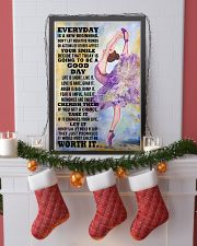 DANCE EVERYDAY IS A NEW 11x17 Poster lifestyle-holiday-poster-4
